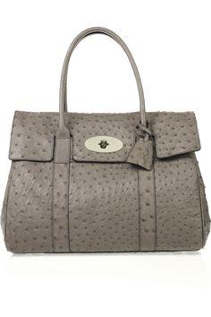 c700ed81a45e Mulberry - Bayswater ostrich bag. Mulberry PurseBest HandbagsPurses ...