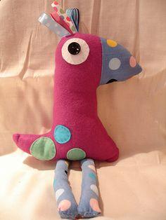 Purple Emu, via Flickr.