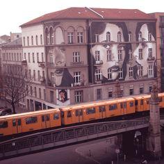 RONE going huge in Berlin.
