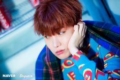 [Picture] BTS 5th Mini Album LOVE YOURSELF 承 'Her' Jacket Photos (RM,J-Hope,Jin,Jungkook) [170922]