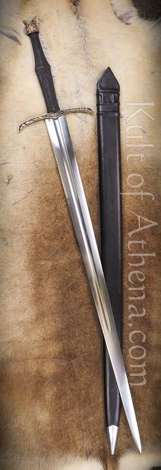 Darksword - The Wolfsbane - Norse Viking Sword