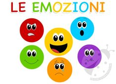 Le faccine delle emozioni Kids Fall Crafts, Feelings And Emotions, Yoga For Kids, Emoticon, Activities For Kids, Kindergarten, Preschool, Dads, Clip Art