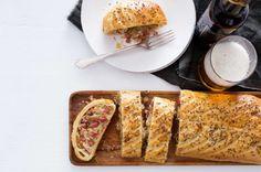 28 skvělých slaných receptů z listového těsta