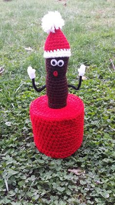 Check out this item in my Etsy shop https://www.etsy.com/listing/569804191/mr-hankey-inspired-toilet-paper-cover-tp