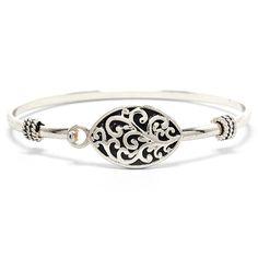 Ella Bracelet in Silver on Emma Stine Limited