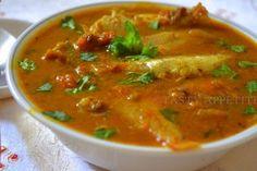 Tasty Appetite: Meen Kuzhambu / Hot  Spicy Fish Curry