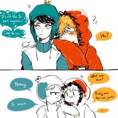jealousy part 2 xDD oh craig