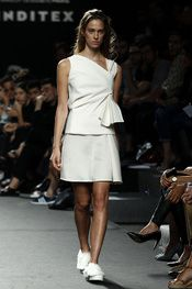 Pepa Salazar - Pasarela. Mercedes Benz – Fashion Week Madrid. Primavera- Verano 2015.