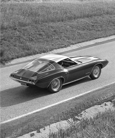 Ford Cougar II, 1963