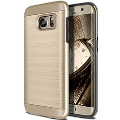 Galaxy S7 Edge Case, OBLIQ [Slim Meta][Champagne Gold] Slim Fit Premium Dual Layer Protection Case with Metallic Brush Finish Back with Shock Absorbing TPU Inner Layer for Samsung Galaxy S7 Edge Obliq http://www.amazon.com/dp/B01BD02RJW/ref=cm_sw_r_pi_dp_Nd03wb1J5A84D