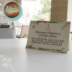 Visita nuestro restaurante Kaia y disfruta la cocina de autor inspirada en sabores tradicionales, preparados solo con ingredientes orgánicos y locales. ¡Te esperamos!  #tienesunacitaconelplaneta #savethedatewithplanetearth #terrabiohotel #hotelescolombia #turismosostenible #ecoturismo #ecoturismocolombia #slowlife #colombia