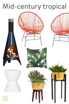 Vacation is right outside your door. Shop curated outdoor collections of furniture, decor & more at Walmart.com.