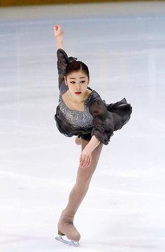 20130106 Korea Figure Skating Championship, Les Miserables - 3 @yunaaaa #YunaKIM