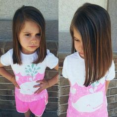 Hermosos cortes de cabello para niñas