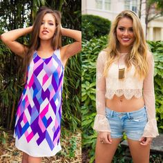 New arrivals are here! Shop new spring break looks at AthenaAttire.com