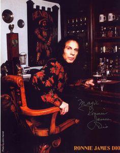 Ronnie James DIO...........