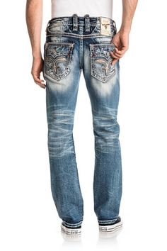 Rock Revival Official Website - Shop for the latest Rock Revival jeans, shorts, and jackets Rock And Roll Jeans, Urban Outfitters Clothes, Buckle Outfits, American Eagle Outfits, Straight Cut Jeans, Pink Yoga Pants, Teen Girl Outfits, Rock Revival Jeans, Denim Fashion