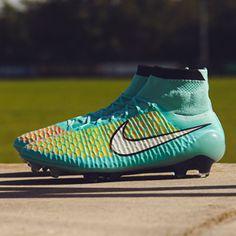"""Nike Magista Obra """"Hyper Turquoise/White/Laser Orange"""" : Football Boots : Soccer Bible"""