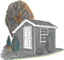"""Just Sheds Inc. actually has """" FREE SHED PLANS """""""