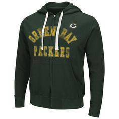 NFL Green Bay Packers Full-Zip Hoodie