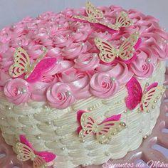 Mais de 20 ideias de bolos com o tema Jardim Encantado – Inspire sua Festa ®