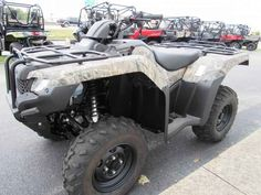 Beautiful Honda Rancher 2016