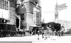 Photo of Harrow On The Hill, Harrow Schools 1914 Harrow School, Schooldays, Britain, Nostalgia, Photographs, Street View, Journey, Life, Collection