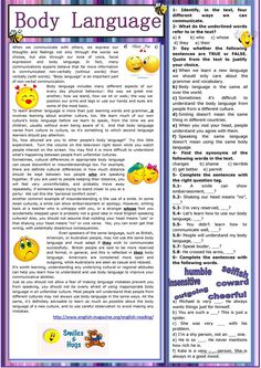 A collection of English ESL reading comprehension exercises, Intermediate reading-comprehension-activities to teach about for Intermediate level Teaching English Grammar, English Writing Skills, English Reading, English Lessons, Learn English, English Story, English Resources, English English, English Tips