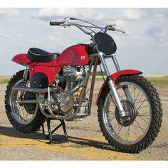 1962 Rickman Metisse Scrambler - Classic British Motorcycles - Motorcycle Classics