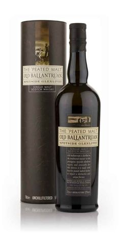 Old Ballantruan 'The Peated Malt' - Master of Malt