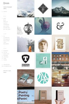 Omm from ThemeForest - a stunning wordpress theme.