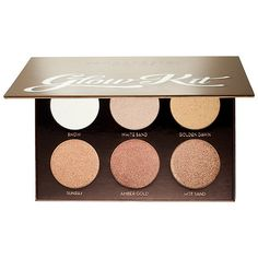 $45    Shop Anastasia's Ultimate Glow at Sephora. This set of six metallic powder highlighters offers intense luminosity.