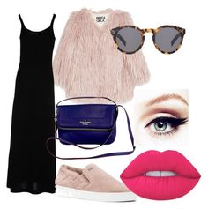 """S.S 23"" by biekatapang on Polyvore featuring Pam & Gela, Etro, Kate Spade, Michael Kors, Illesteva and Lime Crime"
