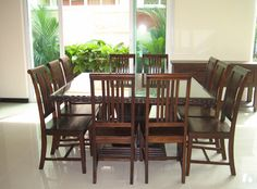 Amazing Of 8 Seat Dining Tables Seater Room Table Dimensions