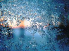 Frost iskristaller