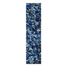Blue Hall Rug