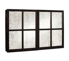 Mirror Wall Mount Tv Cover Small