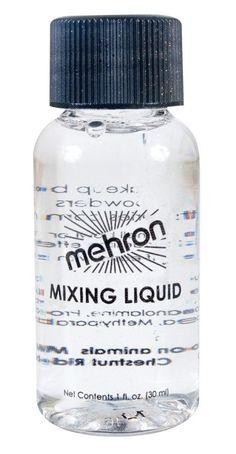 Mixing Liquid 4.5 Oz