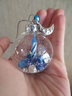 #wintersolstice #yule #yuletree #glassornament #witchball #pagan #witchcraft #candle