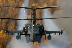 "Kamov KA-52 ""Alligator""."