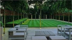 Garden design by Luciano Giubbelei. From Iremozn Landscape Architecture Sourcebook.
