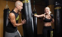 Groupon - Three, Six, or One Month of Unlimited Kickboxing Classes and a Pair of Gloves at CKO Kickboxing (Up to 57% Off) in Edison. Groupon deal price: $29.99