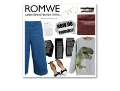 """ROMWE"" by a01012 ❤ liked on Polyvore featuring mode, Givenchy, STELLA McCARTNEY, Marie Turnor, Ray-Ban en Bobbi Brown Cosmetics"