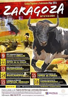 torodigital: Los festejos populares del Pilar de Zaragoza