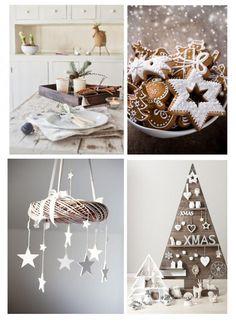 Белое Рождество: 50 сказочных идей для праздничного декора - Ярмарка Мастеров - ручная работа, handmade