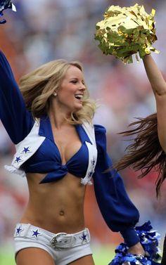 Whitney Isleib - Dallas Cowboy Cheerleader Hall of Fame
