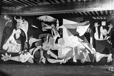 Maar, Dora (Henriette Theodora Markovitch): Reportage sur l'évolution de «Guernica» (Reportaje sobre la evolución del «Guernica»)