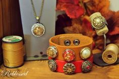 These cuffs are a great way to add warmth to your autumn ensemble.