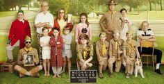 """Moonrise Kingdom Cast """"A Beginners Guide to Wes Anderson Movies"""" A great overview of what makes Wes Anderson's movies so wonderful and so much his."""