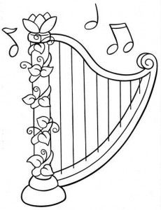 Music Wall Art, Music Artwork, Cute Coloring Pages, Drawing Base, Music Activities, Music For Kids, Music Class, String Art, Embroidery Patterns